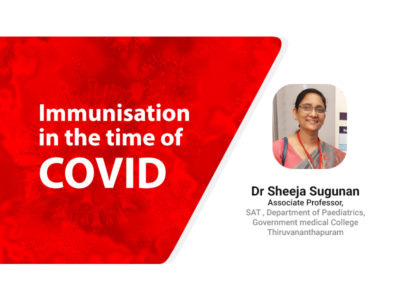 Immunization in the time of COVID